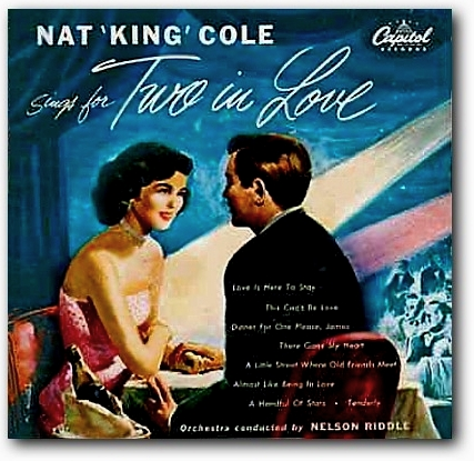 Nat King Cole Darling Je Vous Amie Beaucoup